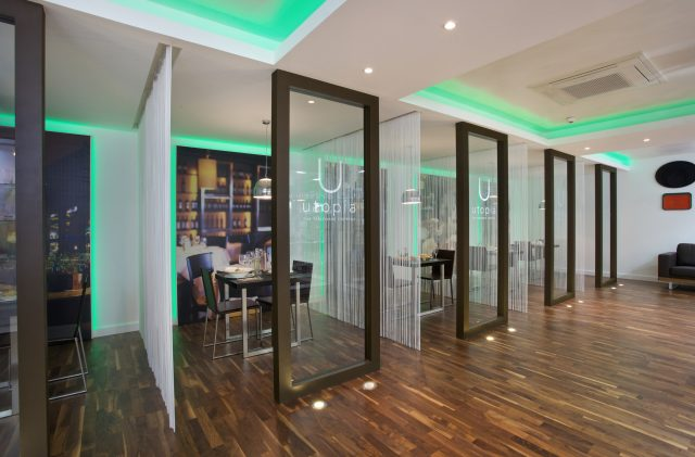 Office design, fitout and commercial interiors